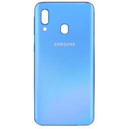 Samsung A405F Galaxy A40 Battery Cover/Deksel Blue GH82-19406C