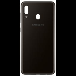 Samsung A202F Galaxy A20e Battery Cover/Deksel Black GH82-20125A