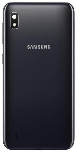 Samsung A105F Galaxy A10 Battery Cover / Deksel Black GH82-20232A