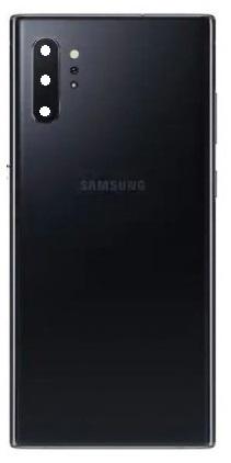 Samsung N975 Galaxy Note 10 Plus Battery Cover / Deksel Aura Black GH82-20588A
