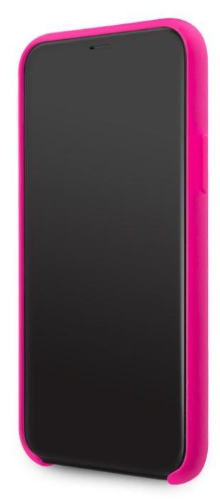 Guess For I-Phone 11 Pro 5.8''  Hard Case Fuchsia GUHCN58LS4GFU