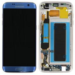LCD Samsung Galaxy S7 Edge G935F Blue GH97-18533G