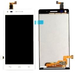 LCD  Huawei G6 White