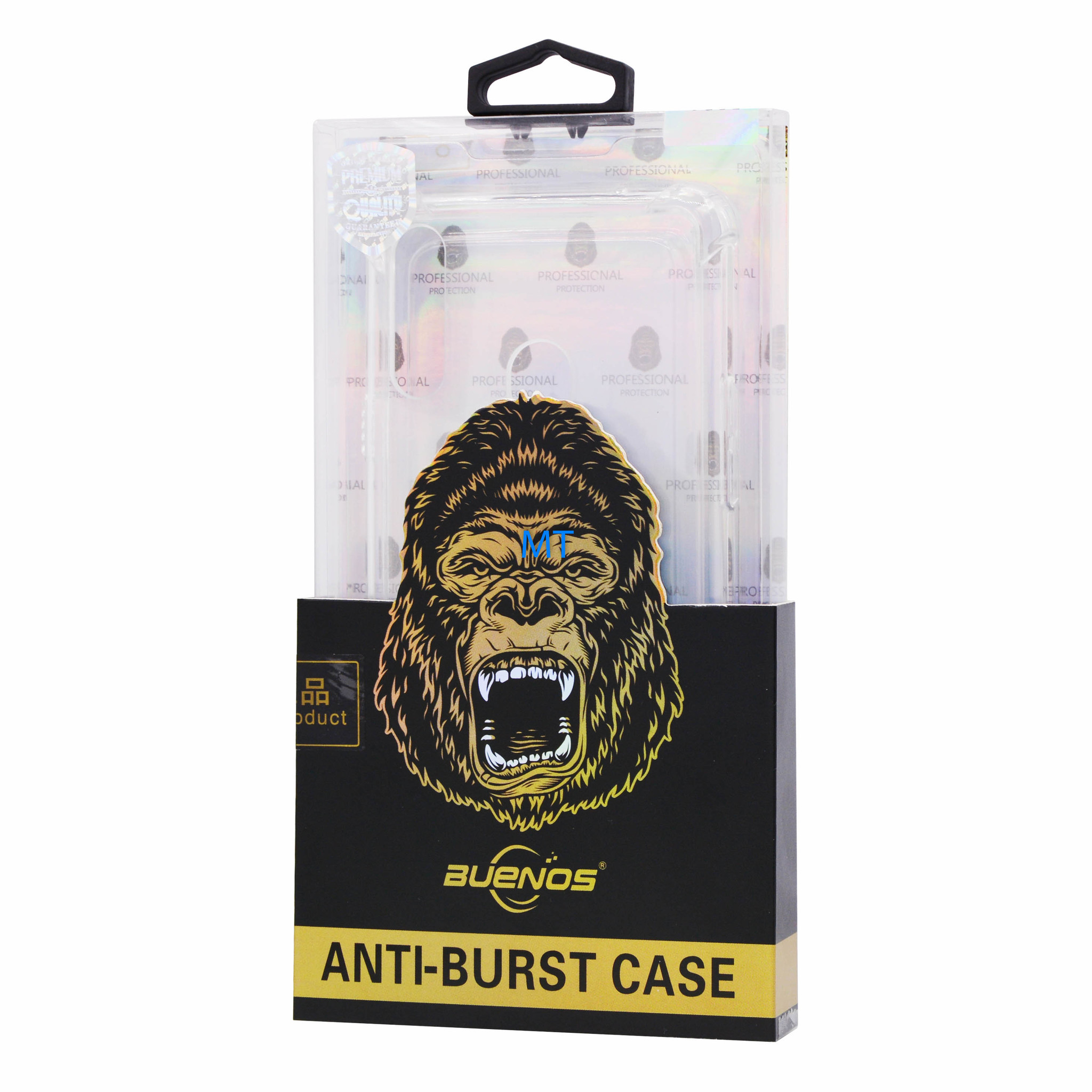 Gorilla Anti Burst Case Galaxy A50S