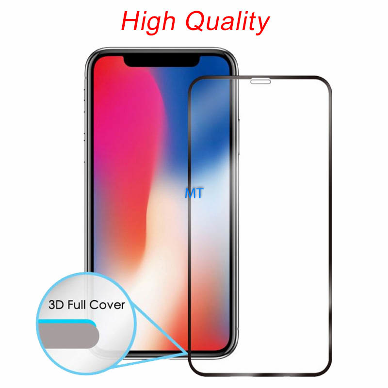 Pro 3D Glass For I-Phone  X / Xs