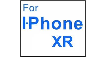 Für I-Phone XR