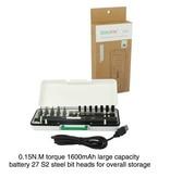 Baku BAKU Electronic Screwdriver Set ba-3333 For all Smartphone