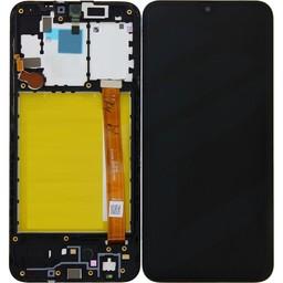 LCD Samsung Galaxy  A20 SM-A205F Display GH82-19572A Black