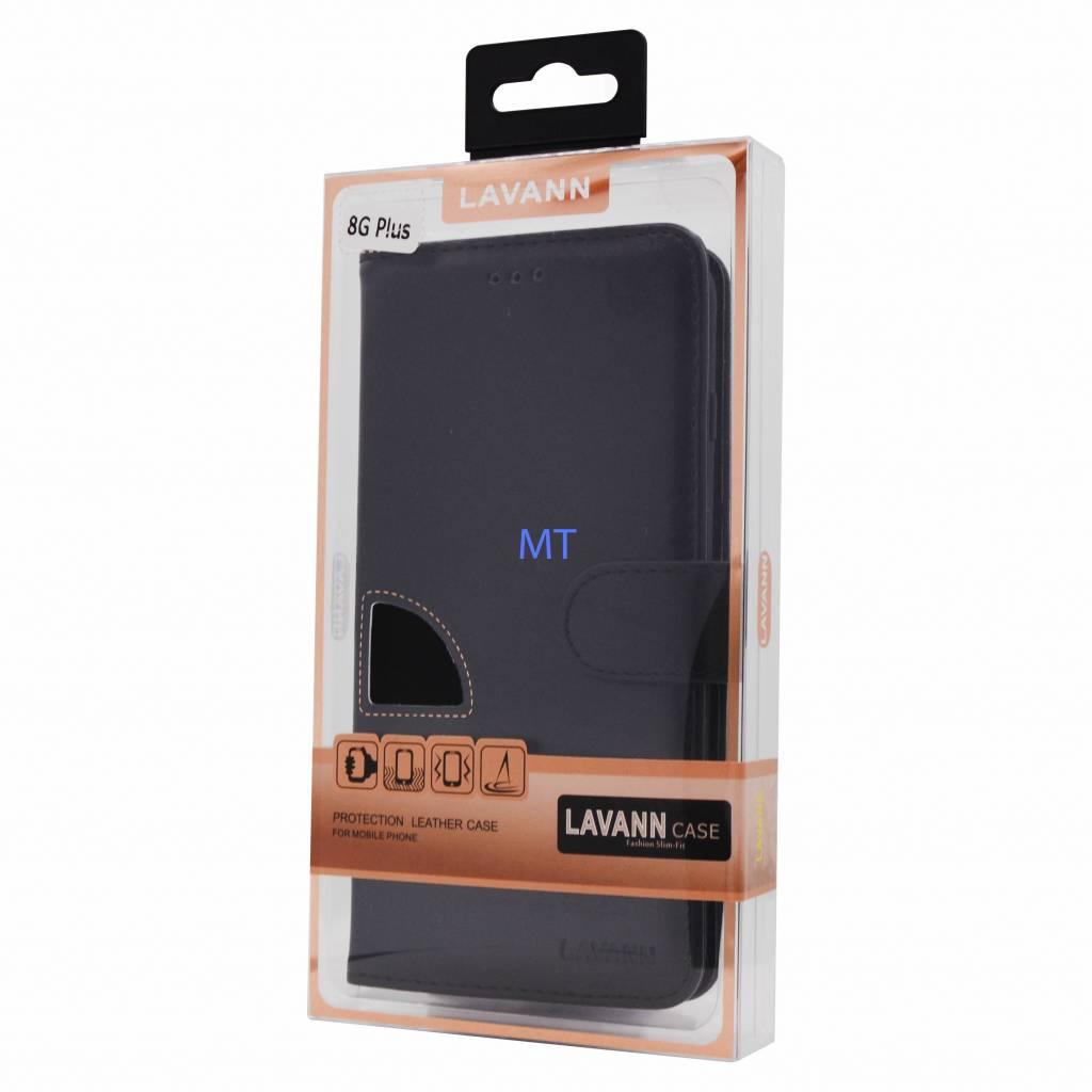 Lavann Lavann Protection Leather Bookcase Galaxy S20 Ultra