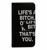Life Is Book Case Galaxy I-Phone 6G
