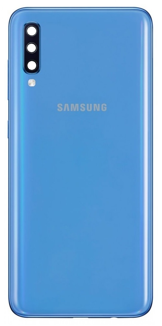 Samsung A705F Galaxy A70 Battery Cover/Deksel Blue GH82-19467C