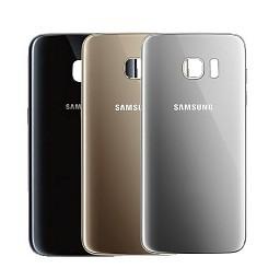 Back Cover / Deksel Galaxy S7 Edge G935 Black