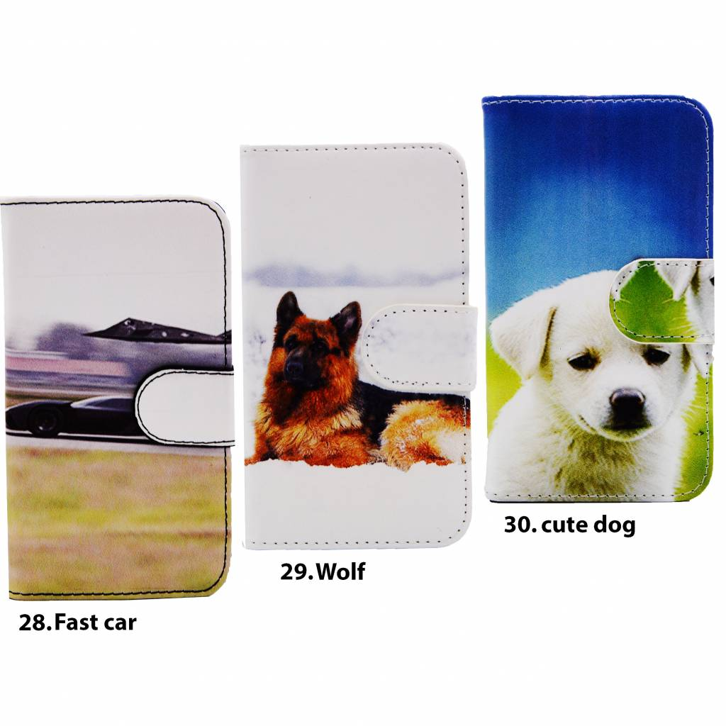 Print Bookcase I-Phone 6G