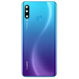 Huawei  P30 Back Cover Aurora Blue 02352NMN