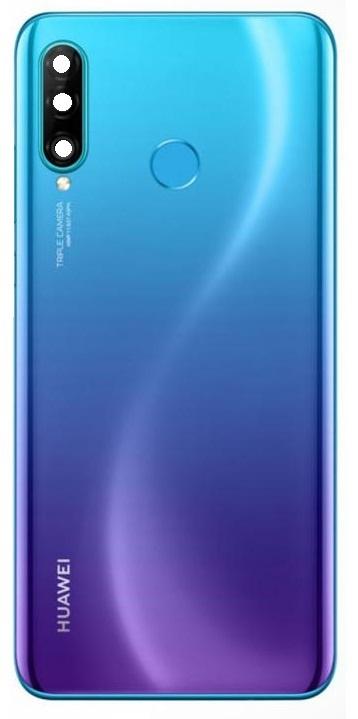 Huawei  P30 Back Cover Aurora Blue 02352NMN