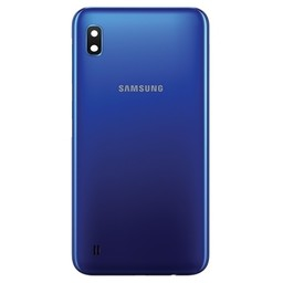 Samsung Galaxy A10 Back Cover Blue GH82-20232B
