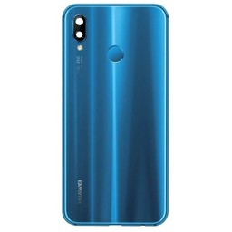 Huawei  P20 Lite Back Cover Blue With Fingerprint 02351VTV/02351VNU