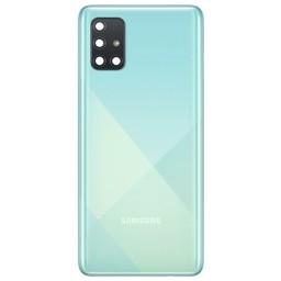 Samsung A515F Galaxy A51 Battery  back Cover / Deksel Blue GH82-21653C