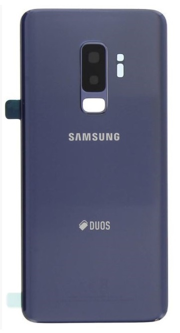 Samsung Galaxy S9 Plus Duos Back Cover Coral Blue GH82-15660D