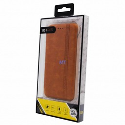 Mo Si Deng Leather Book Case For I-Phone SE 2nd