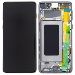 LCD SAMSUNG GALAXY S20 Plus G986F Black GH82-22145A