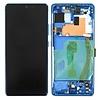 LCD SAMSUNG GALAXY S10 Lite G770F Blue GH82-21672C