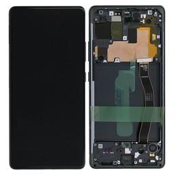 LCD SAMSUNG GALAXY S10 Lite G770F Black GH82-21672A