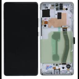 LCD SAMSUNG GALAXY S10 Lite G770F White GH82-21672B