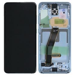 LCD SAMSUNG GALAXY S20 G980F Blue GH82-22131D