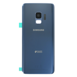 Samsung Galaxy S9 Duos SM-G960FD Back Cover Blue GH82-15875D