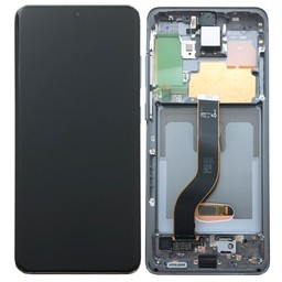 LCD SAMSUNG GALAXY S20 Plus G986F Gray GH82-22145E