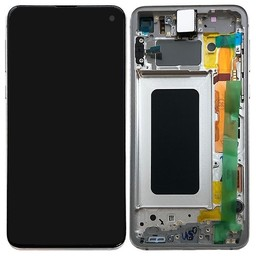 LCD SAMSUNG GALAXY S10e G970F Prism Silver GH82-18852F