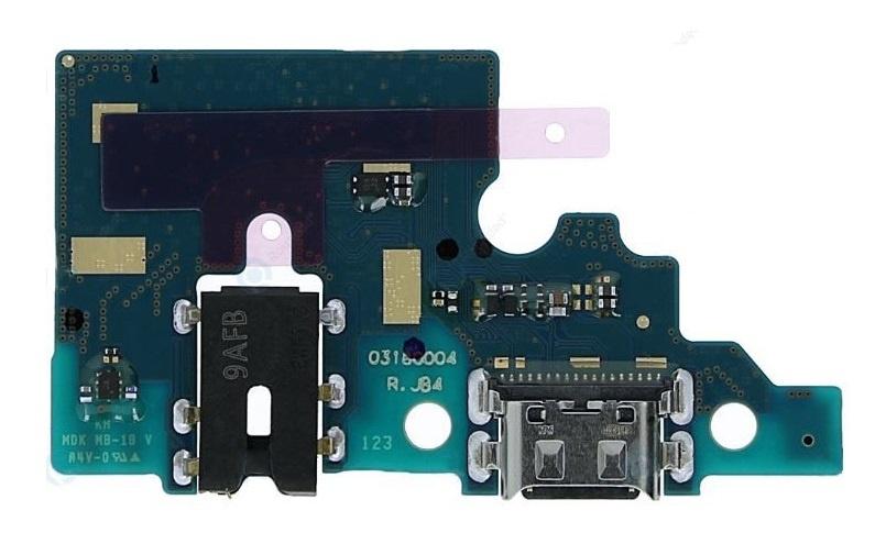 Charge Connector Flex Galaxy A51