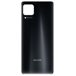 Huawei P40 Lite Back Cover Deksel Black