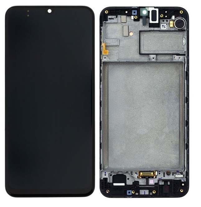 LCD Samsung Galaxy M30s SM-M307F Black GH82-21266A