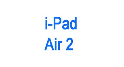 For I-Pad Air 2