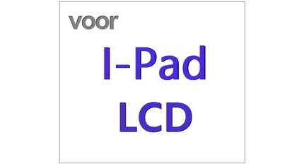 For I-Pad LCD