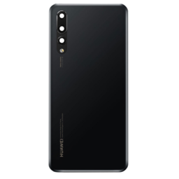 Huawei P20 Pro Backcover Black 02351WRR