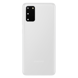 Samsung Galaxy S20 Back Cover White