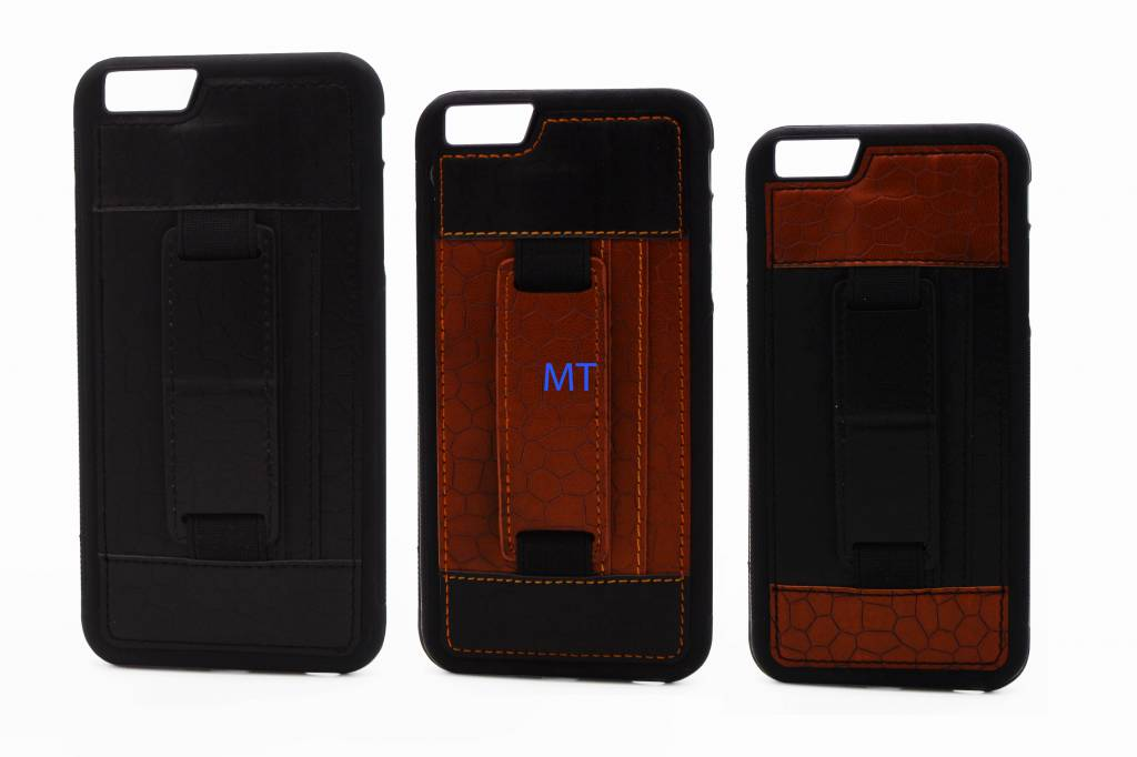 Leather Business Case For I-Phone 7 Plus / 8 Plus