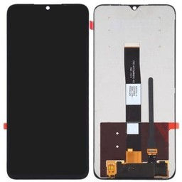 LCD For Redmi 9C Black