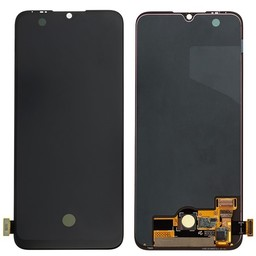LCD For Mi A3 Black