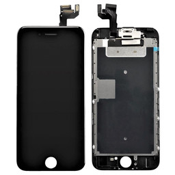 Premium Plus LCD & Touch For I-Phone 6S Back Plate & Sticker