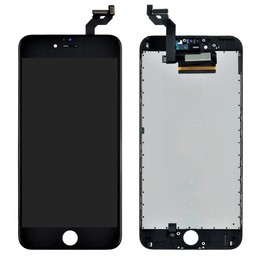 Premium Plus LCD & Touch For I-Phone 6 Plus Back Plate & Sticker