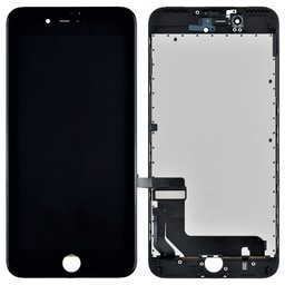 Premium Plus LCD & Touch For I-Phone 7 Plus Back Plate & Sticker