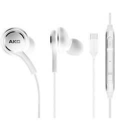 Stereo Headset Samsung EO-IC100 AKG Type-C  White