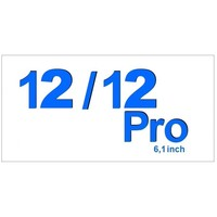 For I-Phone 12 / 12 Pro 6,1 inch