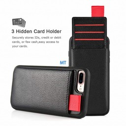 Cards Leather O-Star For Huawei P40 Lite