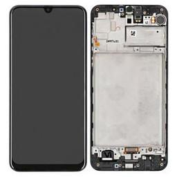 LCD SAMSUNG GALAXY M21 Black GH82-22509A