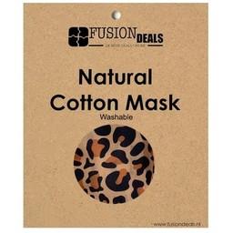 Mask 100%  Cotton Washable Mix Colors